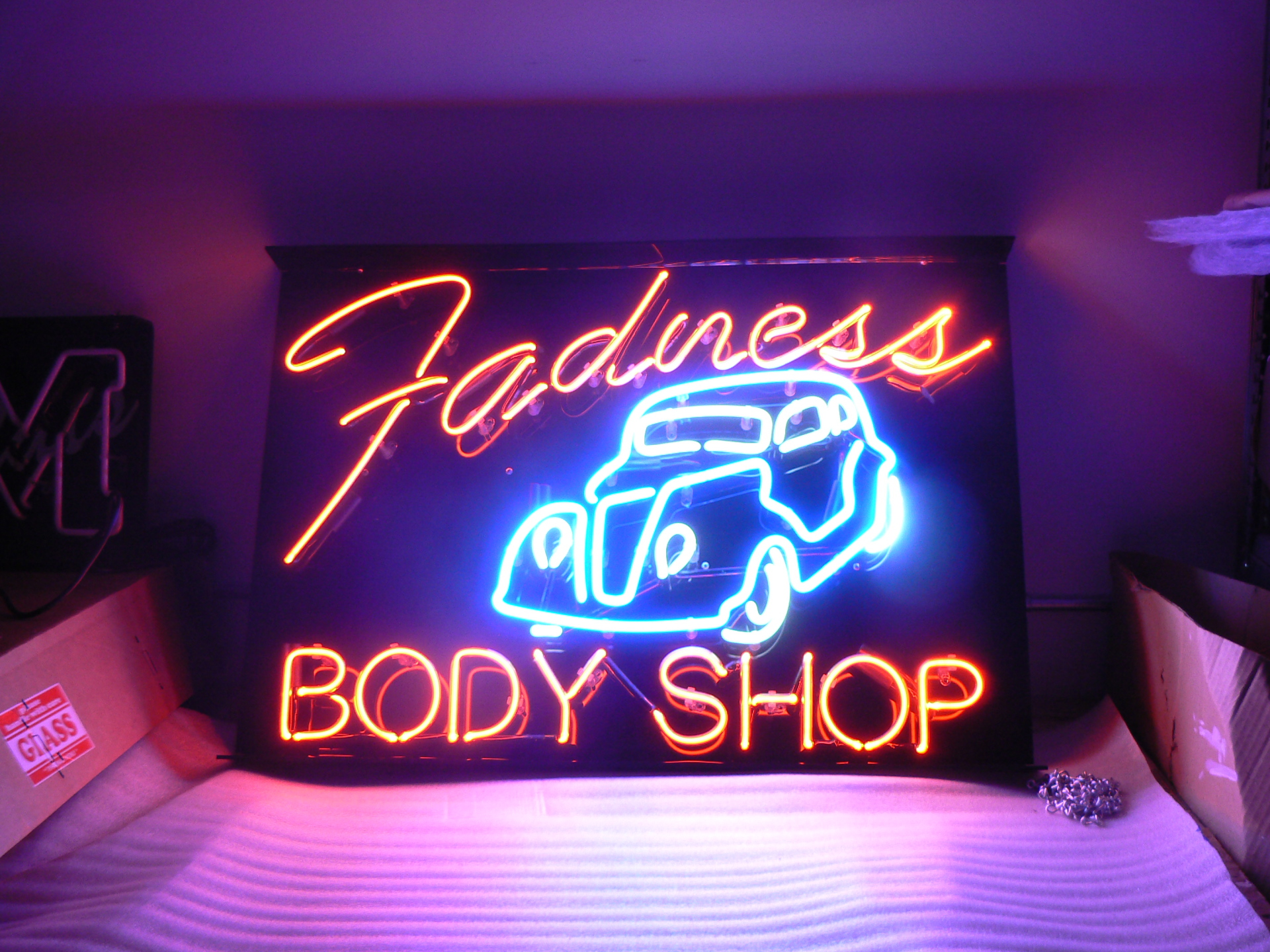 Fadness Body Shop